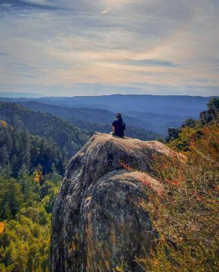 Pic from @inyvettable @castlerock_sp #castateparks #santacruzmountains #california #californiafallcolors #californiafall #hikesafely #getoutside #portolaandcastlerockfoundation